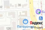 Схема проезда до компании Автотехцентр в Челябинске