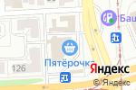 Схема проезда до компании Барсик в Челябинске