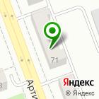 Местоположение компании Рыболов-спортсмен+