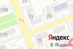Схема проезда до компании ПРАЙМ в Челябинске