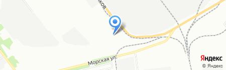 ЧелСтальСтрой на карте Челябинска