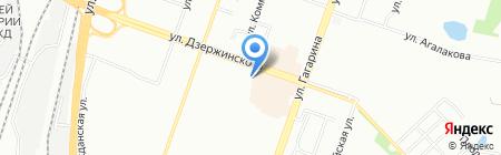 ДНК на карте Челябинска