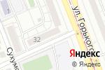 Схема проезда до компании СВЕТиК в Челябинске