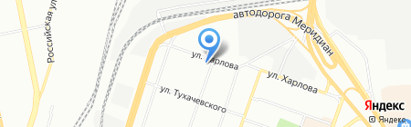 Ревизоръ на карте Челябинска
