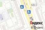 Схема проезда до компании Рабочий стиль в Челябинске