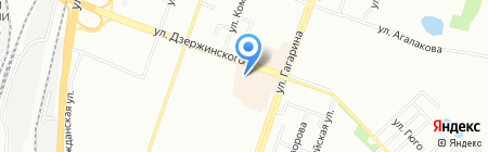 Ювелирный Сток-центр на карте Челябинска