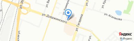 УралDoors на карте Челябинска