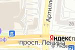 Схема проезда до компании ДНС в Челябинске
