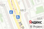 Схема проезда до компании Роспечать в Челябинске