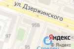 Схема проезда до компании Книжный город в Челябинске