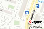 Схема проезда до компании Сладко Вам в Челябинске