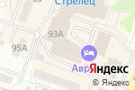 Схема проезда до компании ДанвейСтрой в Челябинске