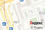 Схема проезда до компании Дельфин в Челябинске