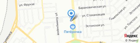 Золотая осень на карте Челябинска