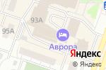 Схема проезда до компании УралВентЭлектроМонтаж в Челябинске