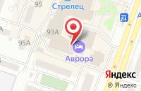 Схема проезда до компании Дива в Челябинске