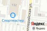 Схема проезда до компании МАВТ ВИНОТЕКА в Челябинске