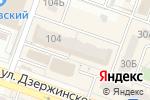 Схема проезда до компании Лайнер, АНО в Челябинске