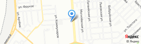 ЮТСК на карте Челябинска