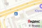 Схема проезда до компании Людмила в Челябинске