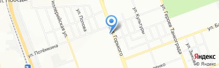 Здоровье на карте Челябинска