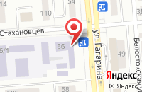Схема проезда до компании Миг в Челябинске