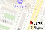 Схема проезда до компании Центр уникальных товаров-Челябинск в Челябинске