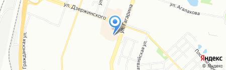 Инжиниринг Групп на карте Челябинска