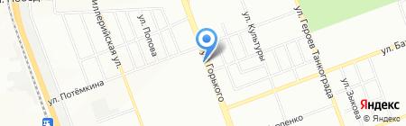 Роспечать на карте Челябинска
