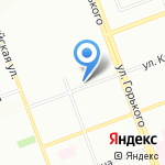Доброволец на карте Челябинска