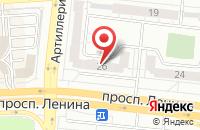 Схема проезда до компании Федерация Флорбола Челябинской Области в Челябинске