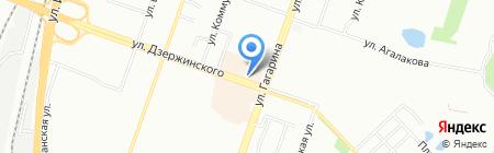 КонсалтИнформ на карте Челябинска