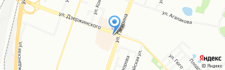 Банкомат БинБанк на карте Челябинска