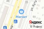 Схема проезда до компании Жалюзи-Проф в Челябинске