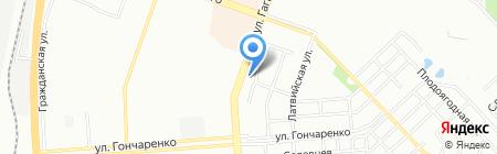 ZOOландия на карте Челябинска