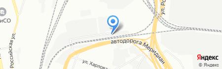 Zstart на карте Челябинска