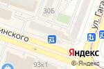 Схема проезда до компании Экспресс Деньги в Челябинске