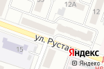Схема проезда до компании КАФС в Челябинске