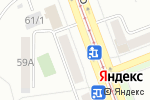 Схема проезда до компании Кабинет маникюра и формления бровей в Челябинске