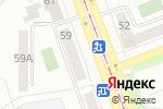 Схема проезда до компании Фаина в Челябинске