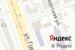 Схема проезда до компании Семейная в Челябинске