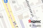 Схема проезда до компании Семь Я в Челябинске