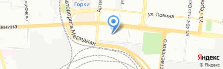 ЦентрТранс на карте Челябинска