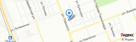 Jana на карте Челябинска