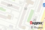 Схема проезда до компании ЧелябСтройМонтаж в Челябинске