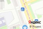 Схема проезда до компании Зоовет в Челябинске