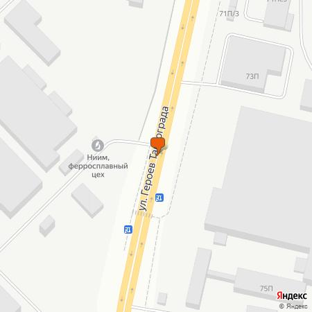 Героев Танкограда ул.