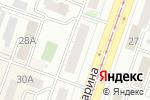 Схема проезда до компании Бульдорс в Челябинске