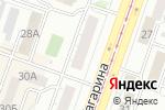 Схема проезда до компании Сладкий рай в Челябинске