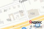 Схема проезда до компании Спутник в Челябинске